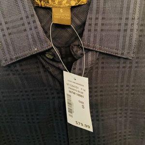 NWT button down dress shirt